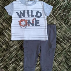EUC Wild One Matching Outfit